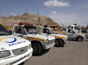 امداد خودرو در تبریز